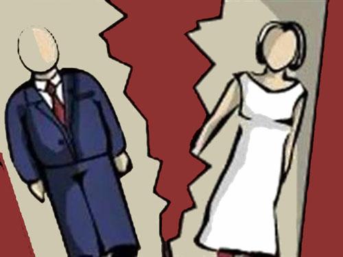 Если не явиться на бракоразводный процесс Наверное
